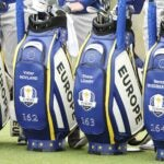 Team Europe Ryder Cup bags