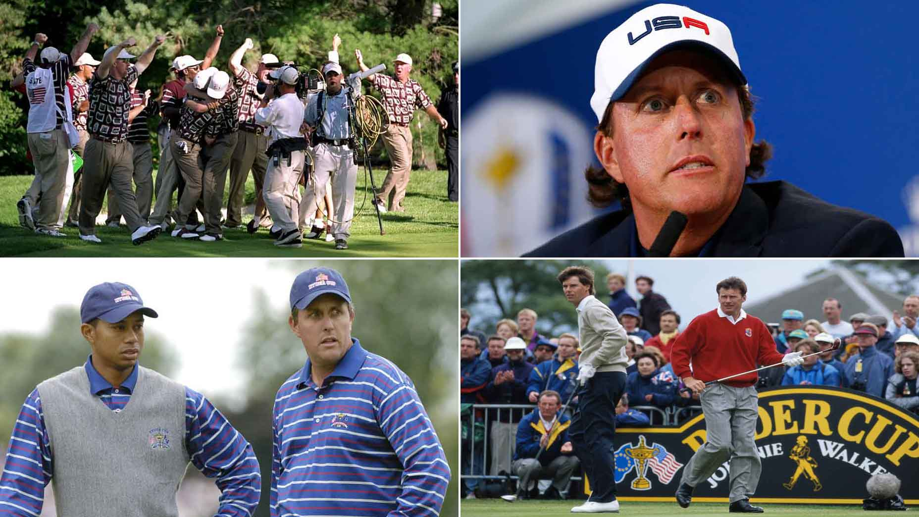 Ryder Cup controversies cover
