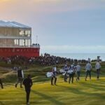 This year's Ryder Cup was best seen up close at Whistling Straits.