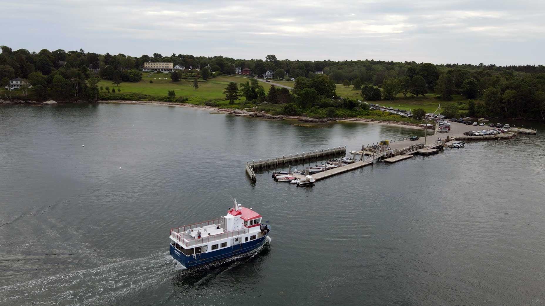 chebeague island ferry