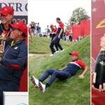 Team USA seemed to enjoy its celebration.