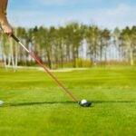 golfer aim