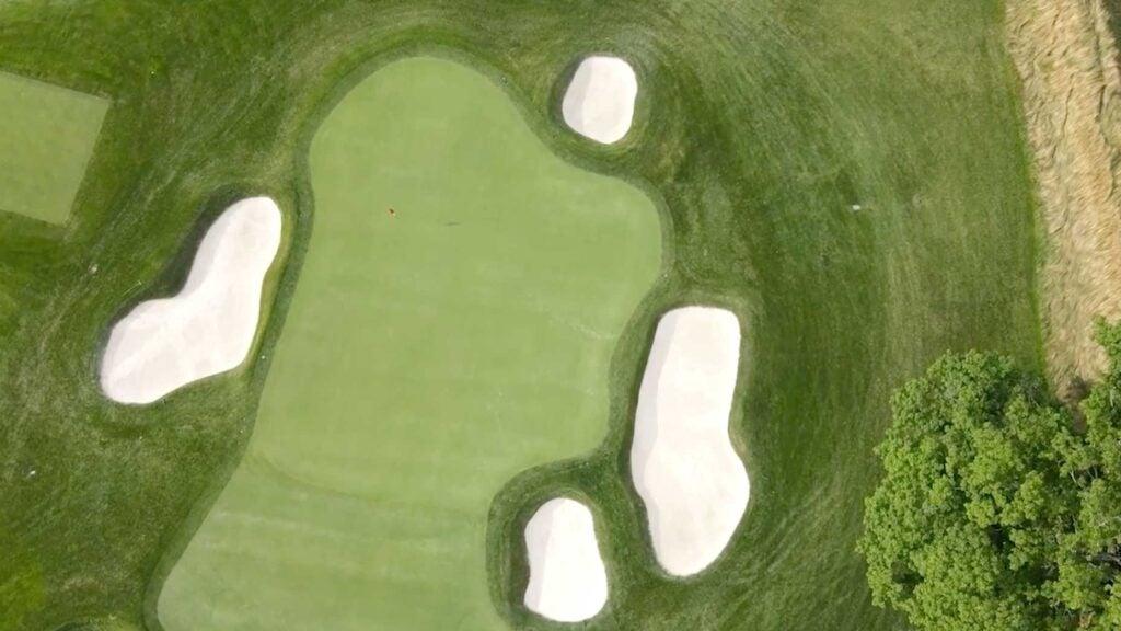 Inverness Golf Club in Ohio.