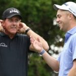 Phil Mickelson and Justin Thomas