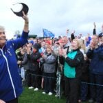 Laura Davies at the Solheim Cup.