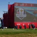 Patrick Cantlay at 2021 Ryder Cup