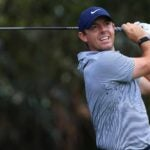 Rory McIlroy at 2021 Tour Championship