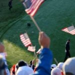 Fans at 2021 Ryder Cup