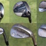 Scott Piercy golf clubs