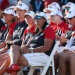 the us solheim cup team.