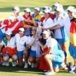 team europe poses