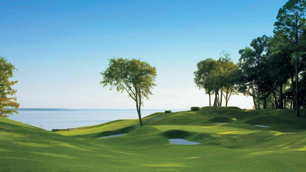 Kingsmill Resort golf