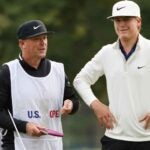 Boyd and Preston Summerhays discuss a shot at the U.S. Open
