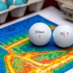 titleist's Pro V1 and Pro V1x Radar Capture Technology (RCT) golf balls