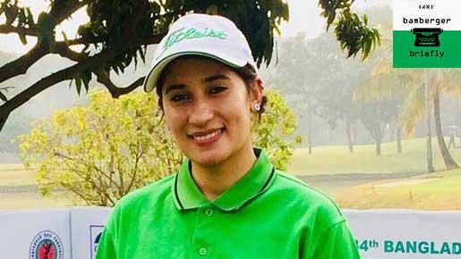 afghan golfer