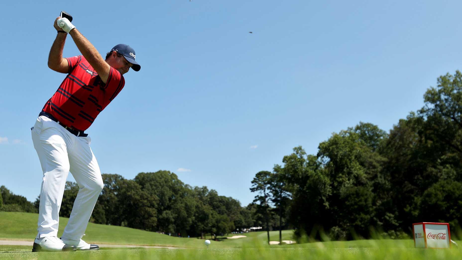 patrick reed swings
