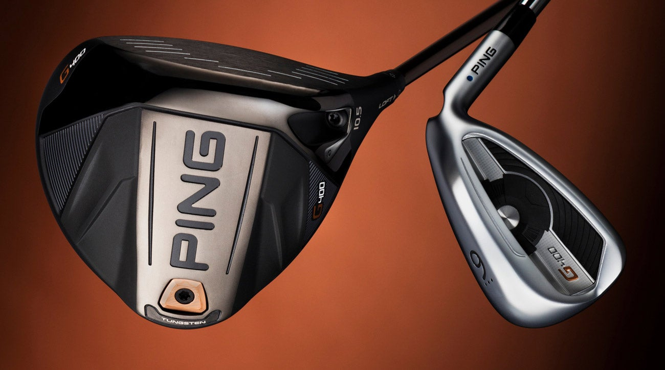 First Look Ping G400 Woods And Irons