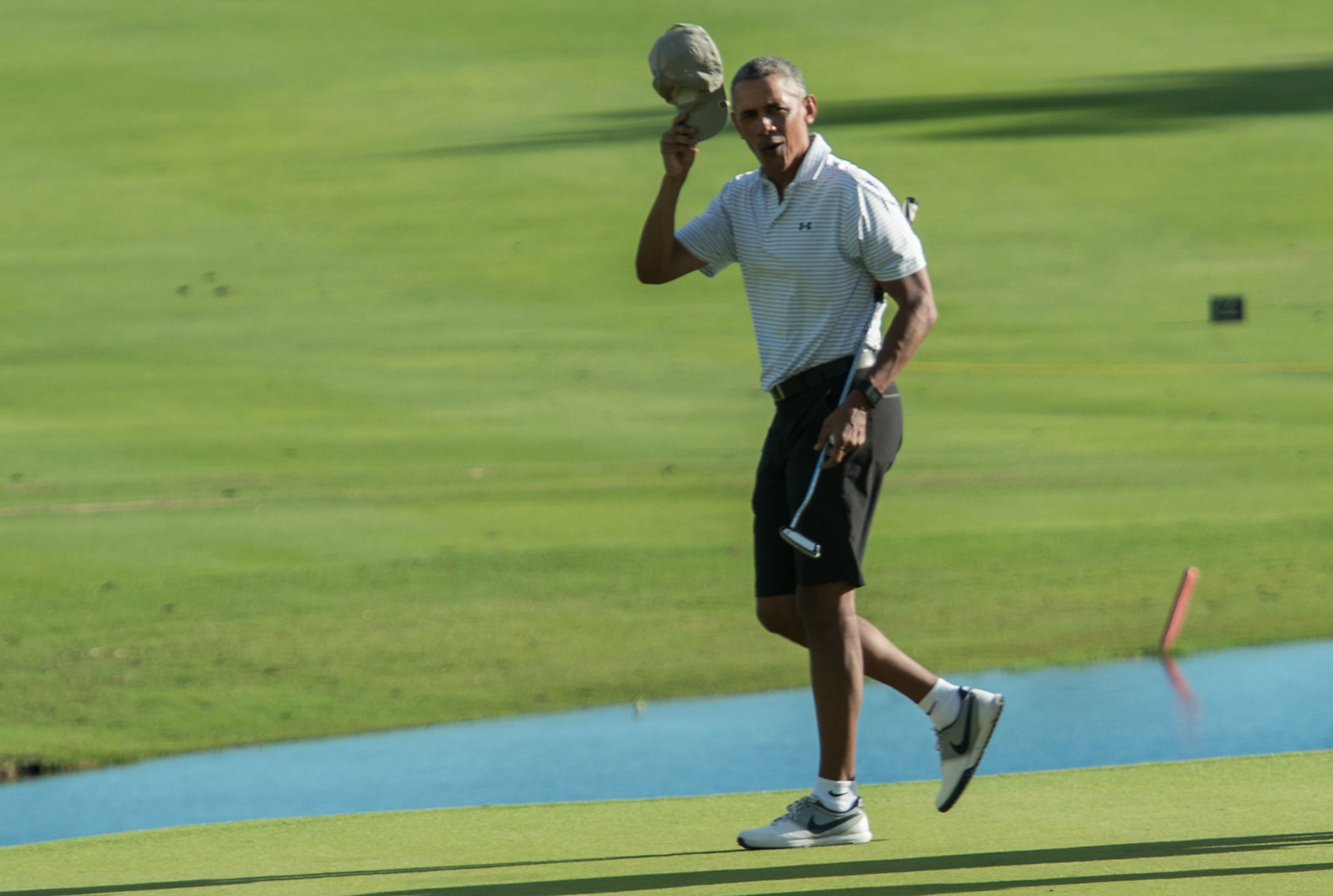 Obama reportedly joins private club near D.C.