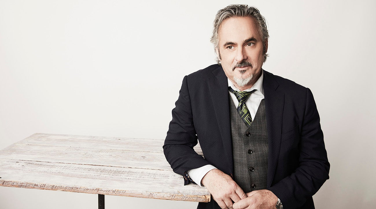 David Feherty opens up about son's death in interview