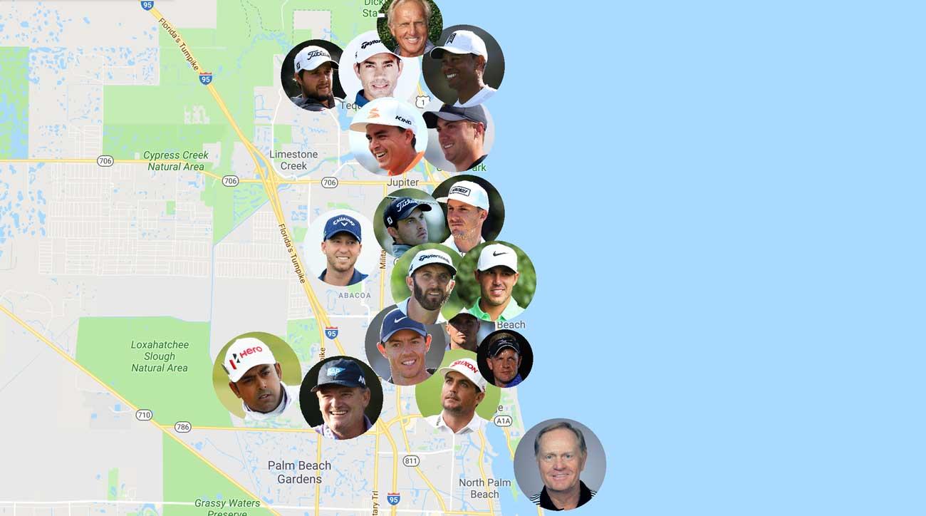 Jupiter Florida Professional Golf Capital Of The World