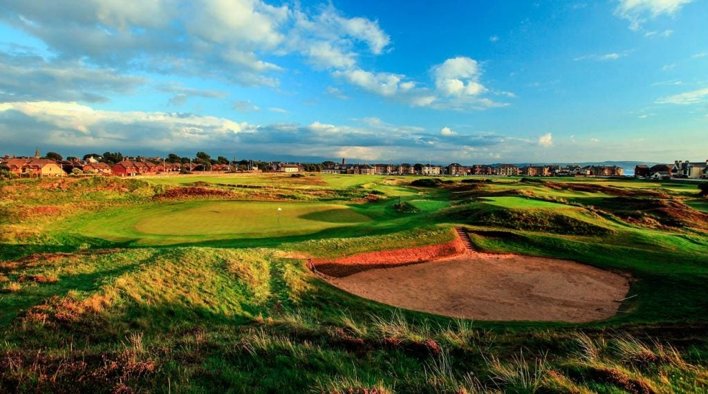 Prestwick is among the Top 100 Courses that rose the highest in this year's rankings.