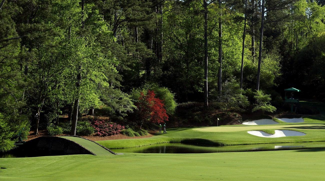 Golf Masters Augusta 2021