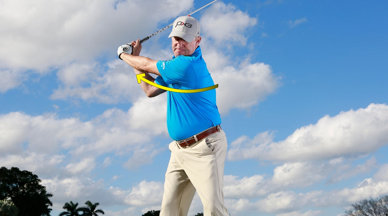 Segment your backswing for a more powerful swing