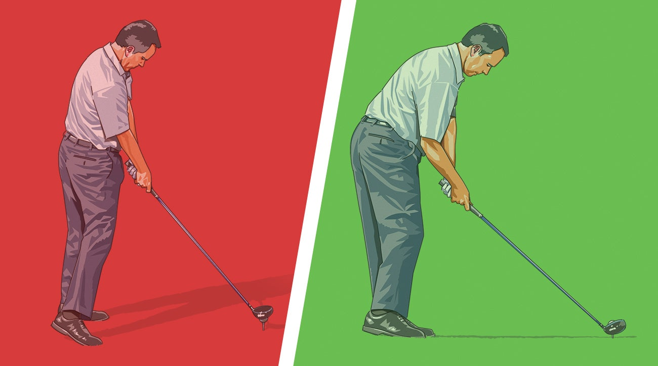 How to avoid the topped tee shot for now and forever