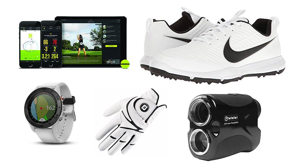 10 last-minute Christmas gift ideas for golfers