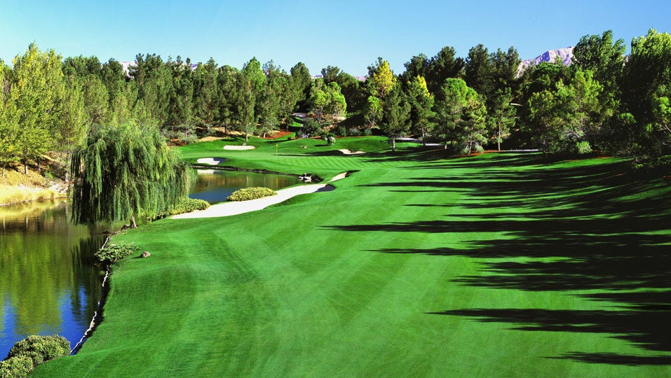 #2 Shadow Creek, Nevada - Most Expensive Golf Courses in the World
