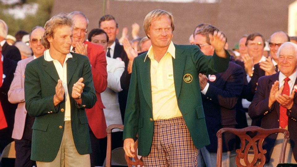 Jack Nicklaus has the most Masters wins of all-time.