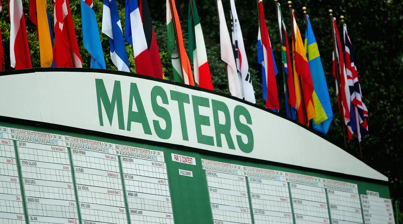 How To Apply For 2018 Masters Tickets