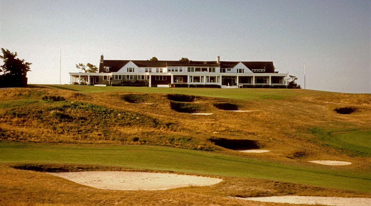 Shinnecock claims to be the oldest formal organized golf club in the country — and the clubhouse certainly meets the level of that distinction.