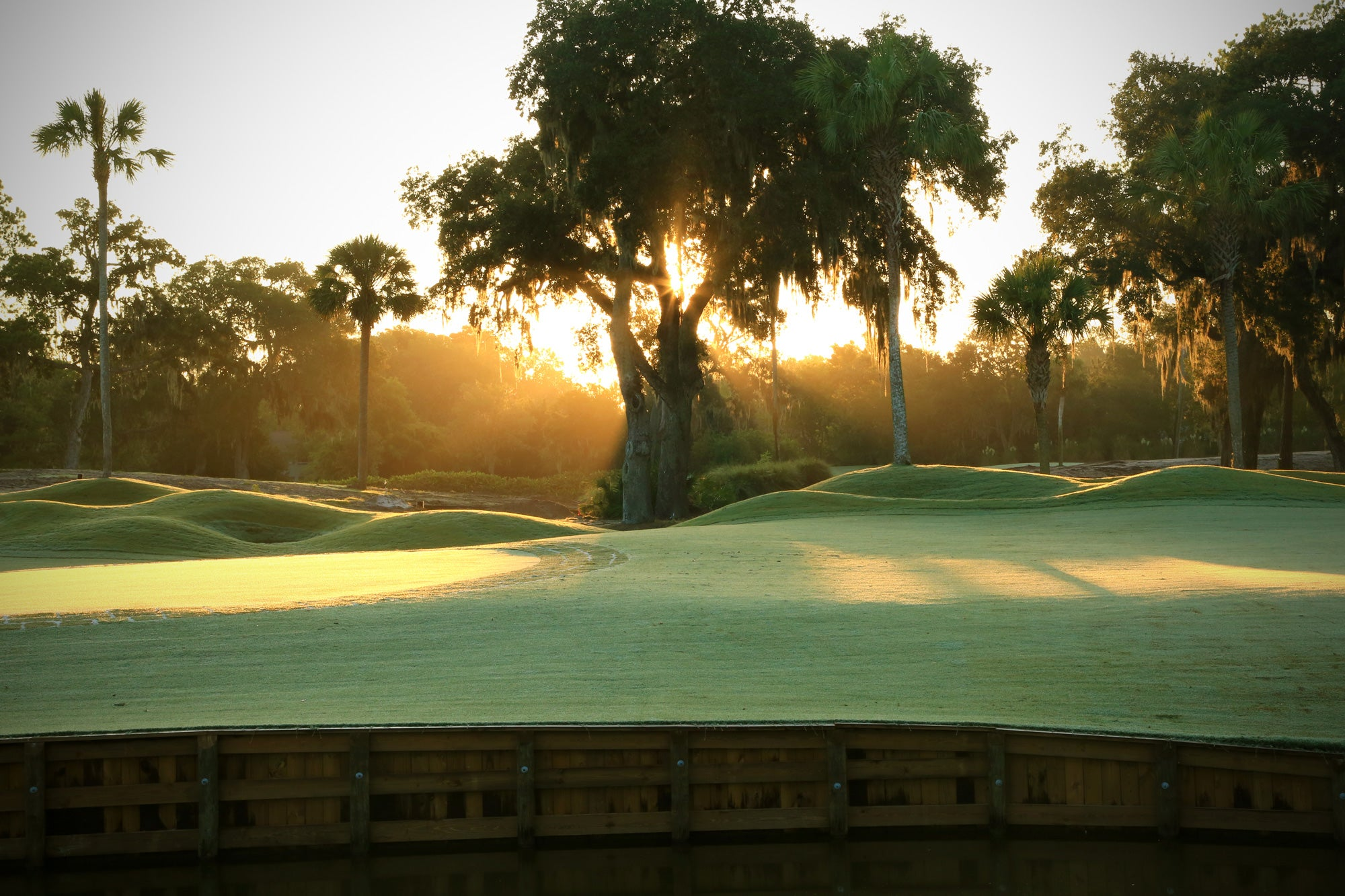 TPC Sawgrass (Players Stadium), $495: Ben Crenshaw once dismissed it as