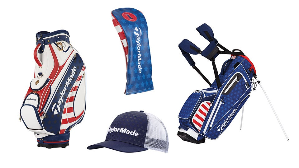 Get in the patriotic spirit (and get ready for the upcoming U.S. Open) with  TaylorMade Golf s recently launched red 1ece25f7d153