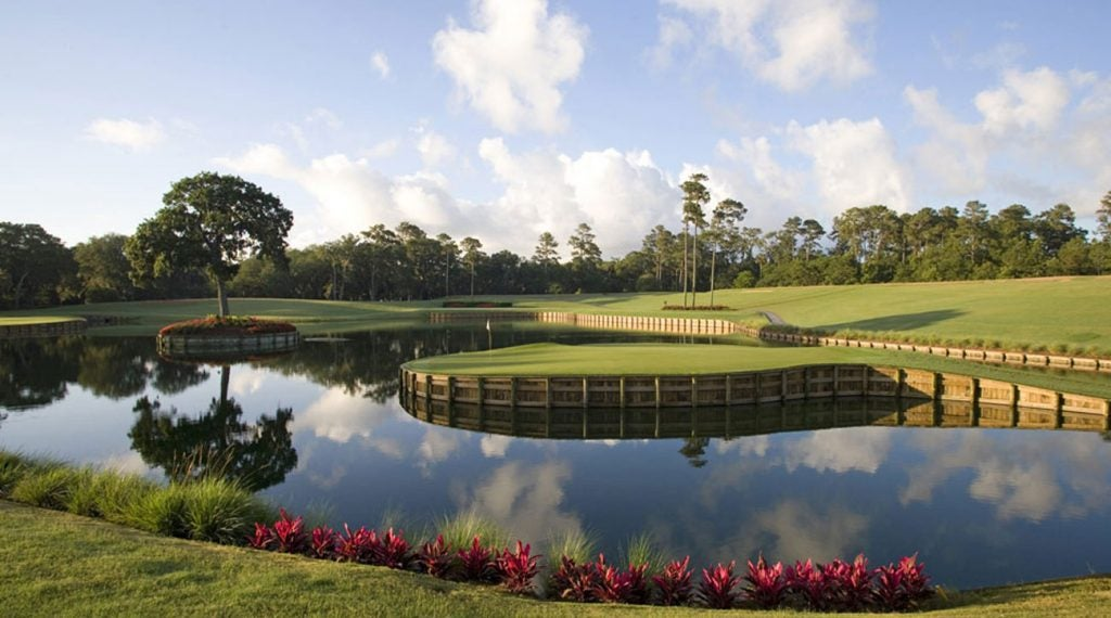 There is no more iconic hole at TPC Sawgrass than the
