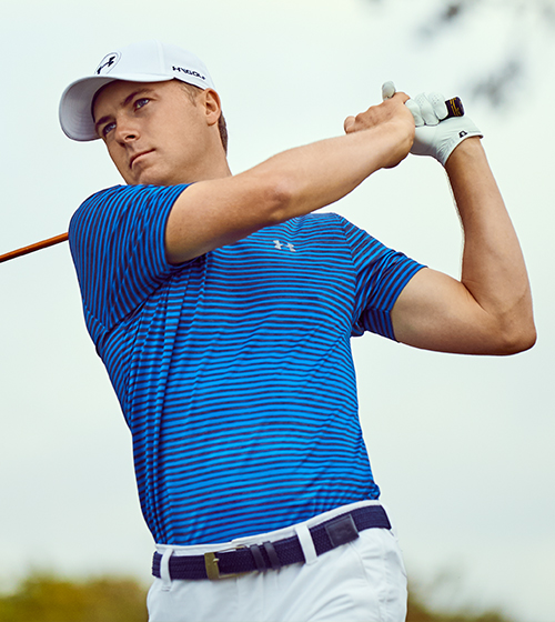 b7964da4c58 Masters 2017: What Jordan Spieth is wearing at Augusta