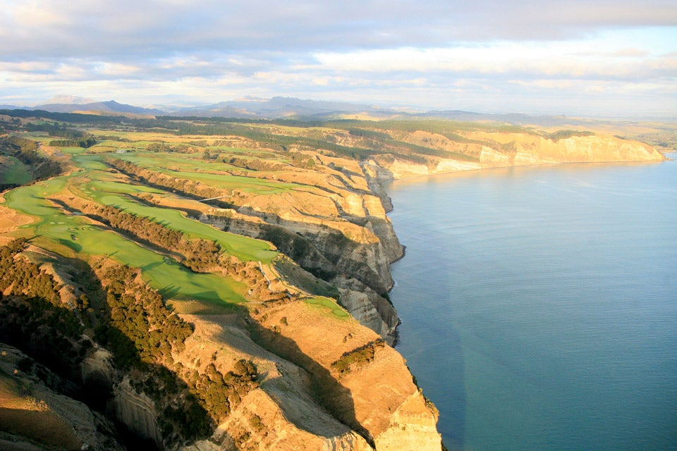 44. Cape Kidnappers