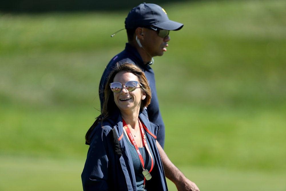 Meet Tiger Woods's new girlfriend: Erica Herman