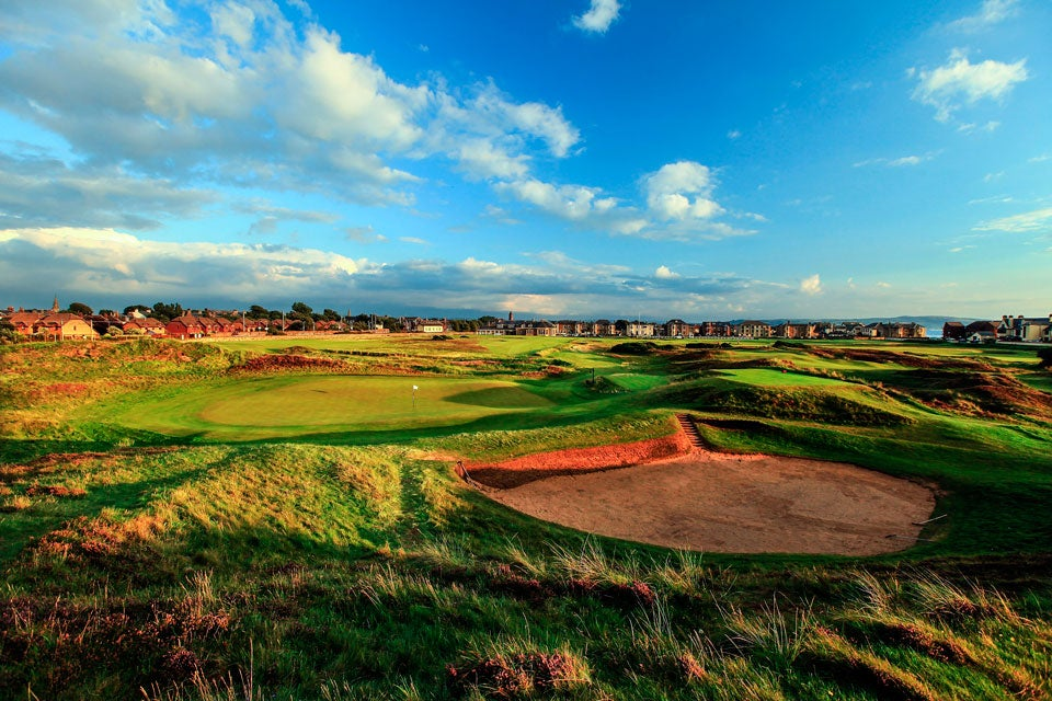 Top 100 Golf Courses In The World 2017 18