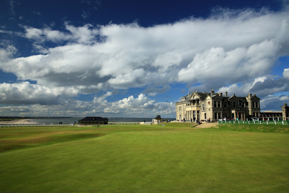 3. St. Andrews (Old Course)