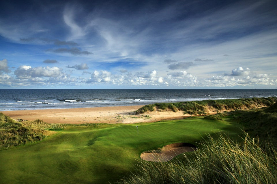 Top 100 golf courses in the World 2017-18