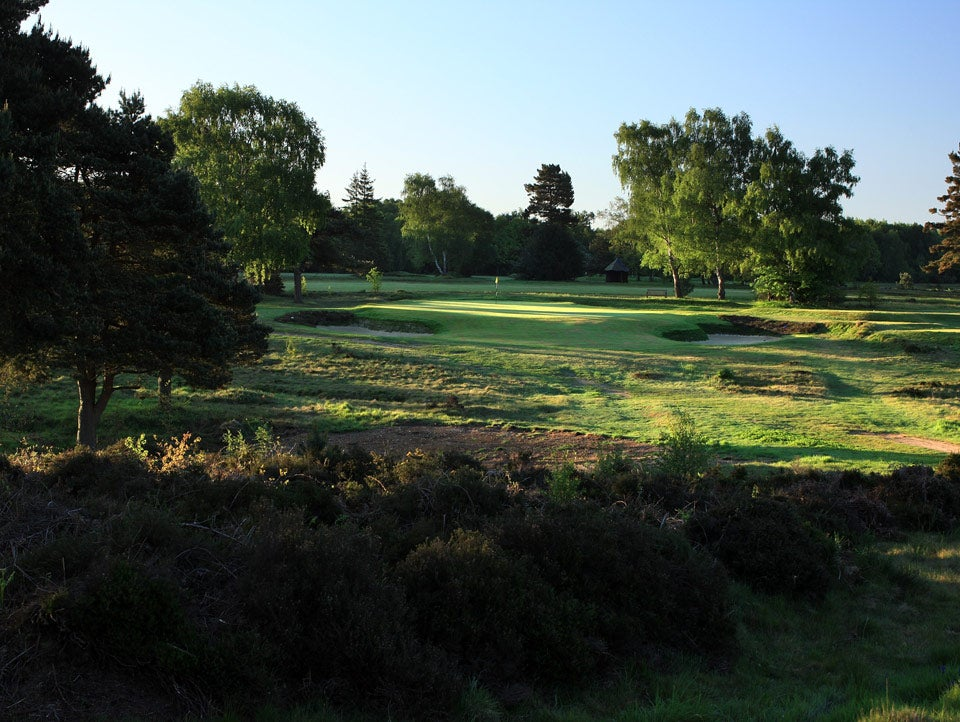 92. Walton Heath (Old)