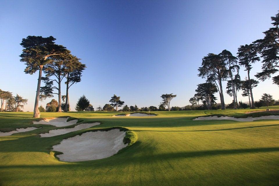 36. California Golf Club of San Francisco