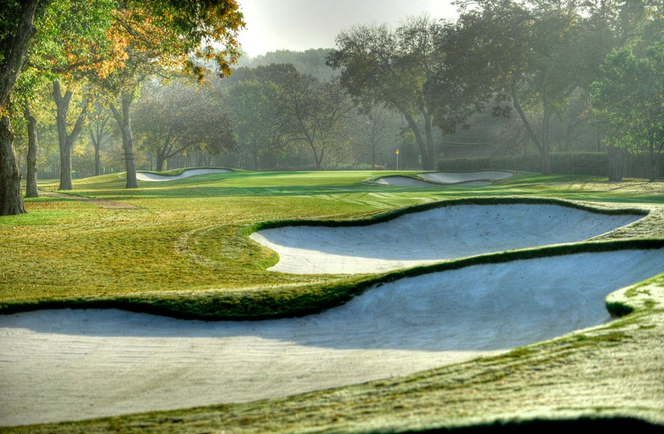 Top 100 golf courses in the United States 2017-18