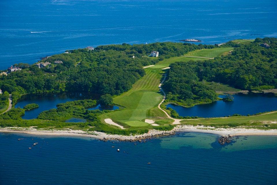 11. Fishers Island