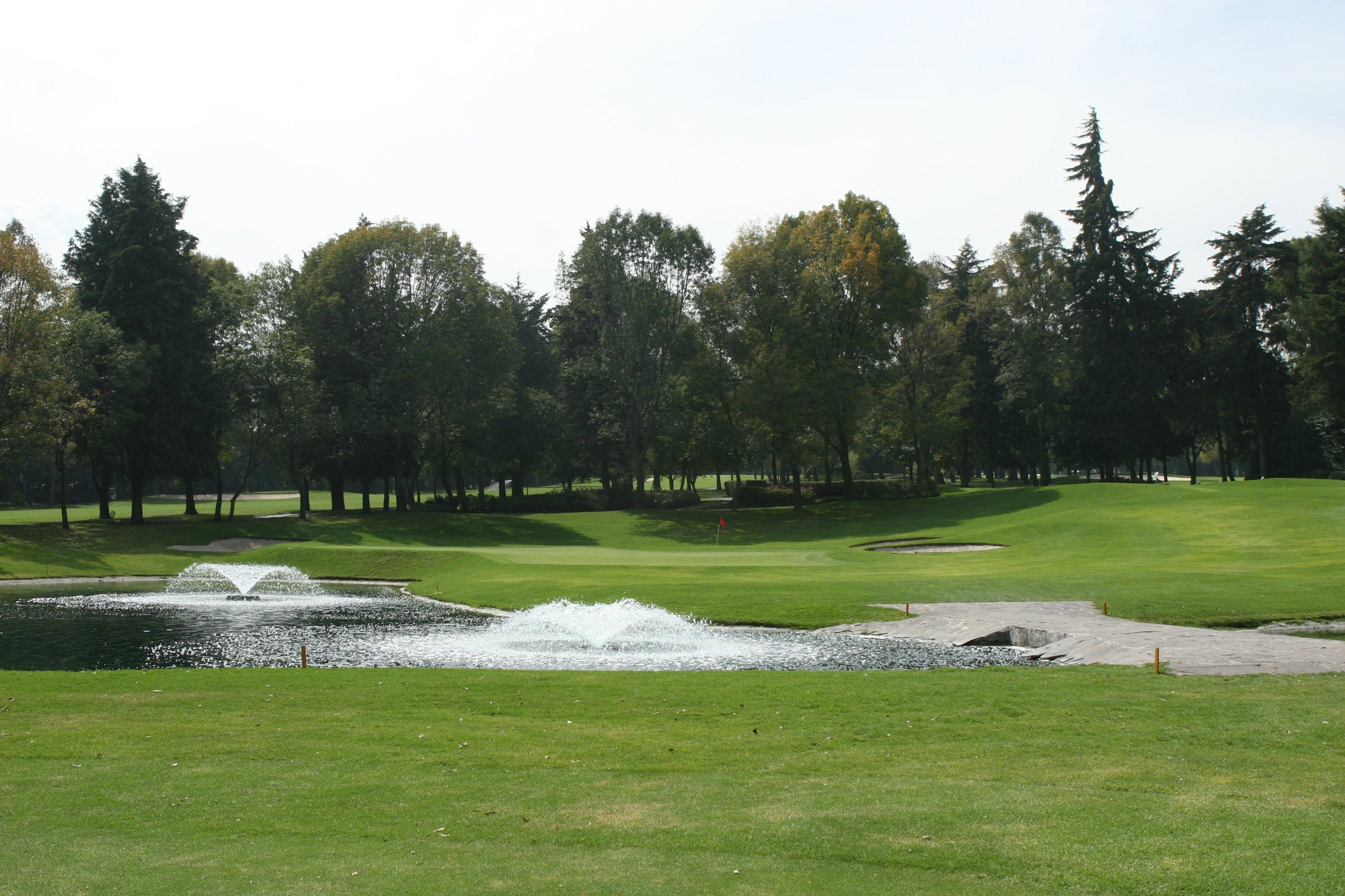 Club de Golf Chapultepec in Mexico: Photos