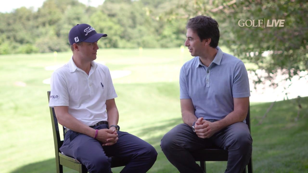Justin Thomas On How His Life Has Changed Since The Pga Championship