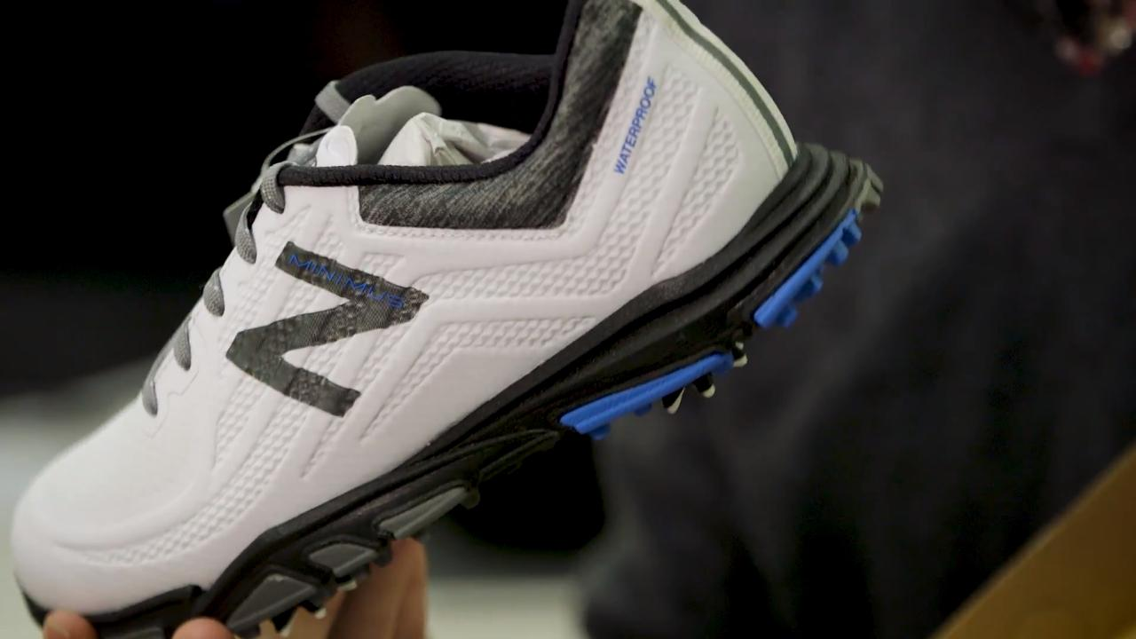 Out of the Box: New Balance Minimus Tour